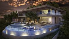 Los Angeles Has the Most Extravagant Properties in the World - Architecture Admirers