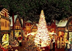 Christmas ~ Rothenburg, Germany by Tuatha