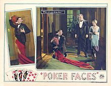 Poker Faces lobby card 1926, Starring Laura La Plante