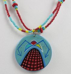 New #hopi necklace from Santa Fe Rose