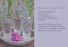 lavender cocktail recipe www.MadamPaloozaEmporium.com www.facebook.com/MadamPalooza