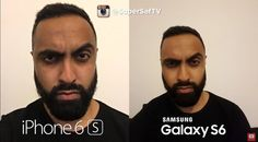 iPhone 6s vs Samsung Galaxy S6 Camera Test Comparison  #iPhone6S #SamsungGalaxyS6 Samsung Galaxy S6 vs Apple iPhone 6s/6s Plus Detailed Camera Comparison. Comparing the front-facing selfie cameras, the 4K/16 megapixel rear facing c...