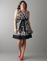 Dress from Lane Bryant