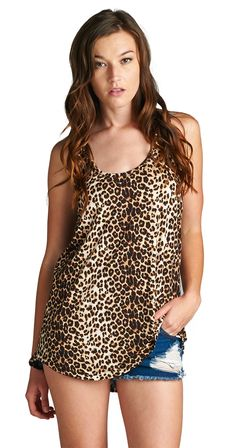 MEOW - I am so excited for this to be in my wardrobe!!! The Feline Fine Tank