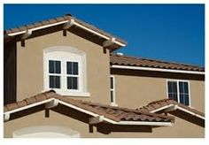 WATERPROOF YOUR WALLS: Somay Wall Mastic coating will withstand hurricane-force winds of up to 100 mph, avoiding water from penetrating the coating and wall. Exterior House Colors, Exterior Paint, Pintura Exterior, Life Paint, Protecting Your Home, Decoration, Paint Colors, Sweet Home, New Homes