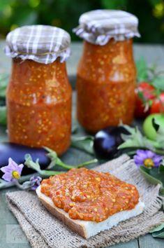 Veg Recipes, Canning Recipes, Vegetarian Recipes, Snack Recipes, Healthy Recipes, Hungarian Recipes, Russian Recipes, Romania Food, Good Food