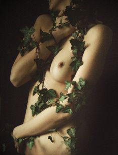 Artistic Nude #Green