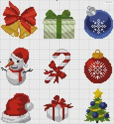 grafico de natal simples facil wagner reis wr artes.jpg (JPEG-afbeelding, 1472 ×…