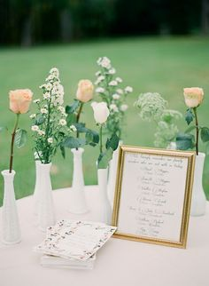 Ruffled, a website that let's you recycle your wedding and has a lot of DIY ideas Recycle Your Wedding, On Your Wedding Day, Fall Wedding, Dream Wedding, Wedding Ceremony, Plum Wedding, Unity Ceremony, Wedding Simple, Wedding Programs