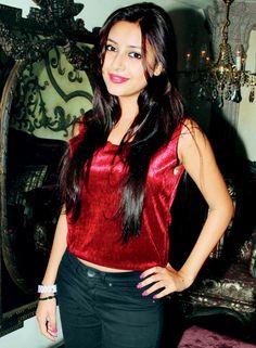 Pratyusha Banerjee at Madhura Naik's birthday bash #Style #Bollywood #Fashion #Beauty