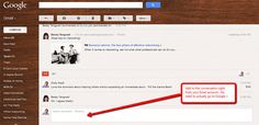 Google_Plus and Gmail a great time saver
