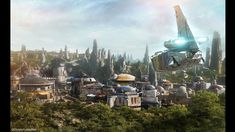 1. It Opens Next Year! - Opening date is currently set at 2019. Star Wars: Galaxy's Edge will debut first and the land at the Walt Disney World Resort will debut second.