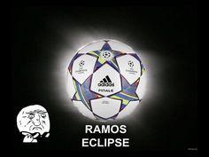 Ramos..Troll Football Troll, Soccer Ball, European Football, European Soccer, Soccer, Futbol