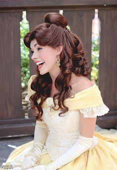 #Belle #BeautyAndTheBeast #Disney