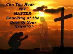can you hear Him??