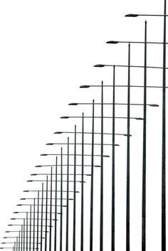 500px: Popular photos - Light Poles by Giorgio Karayiannis