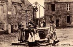 Lady Breizh - Les Tribulations d'une Bigoudène: Dans le vent à Locronan