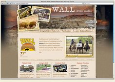The new Wall Chamber of Commerce site offers a brand new site design along with an interactive google map and a CMS system on the backend with an administration area that allows the Chamber to update the events and business directory from their offices.    After completing a full website audit, RSA restructured the site from the ground up while focusing on usability and relevance.