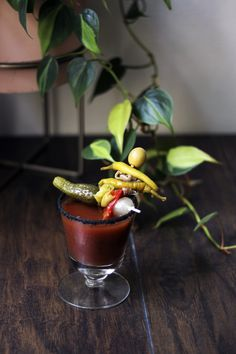 How about a gin Bloody Mary? Bloody Mary Recipes, Red Snapper Recipes, Salsa Recipe, Seafood Recipes, Brunch Punch, Bloody Mary Mix, Home Chef, Pickles, Gin
