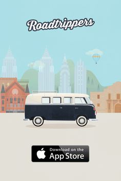 If you're going on a road trip, you NEED this app! Roadtrippers helps you plan your trip, shows hidden gems along your route, and send turn-by-turn directions to your phone!