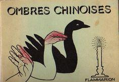 Les albums du Père Castor. Ombres chinoises. Pour les amateurs ce livre est difficile à trouver.