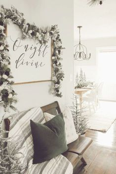 Welcome to my Christmas home tour. See all of my Christmas decor and get inspired to decorate your own home!