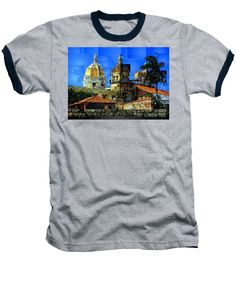 Baseball T-Shirt - Cartagena Colombia