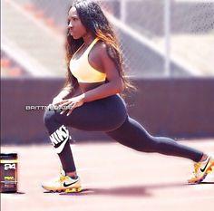 332 best ebony fine fit images in 2016  fit women