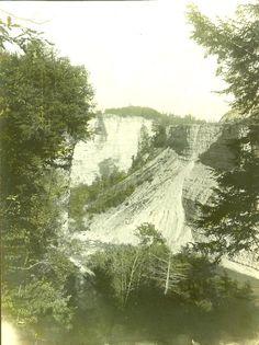 Letchworth Photo Album   1890