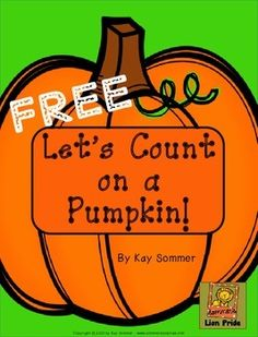This paper strip pumpkin math craftivity is a great way to have your students practice numbers and skip counting!A great addition to your October/Fall lessons!Includes:Directions and photosCounting by ones - 1-20 - printable stripsCounting by twos - 2-40 - printable stripsCounting by fives - 5-100 - printable stripsBlank printable stripsPumpkin leaves printableStay updated on my new products and FREEBIES by following me!