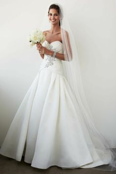 Stunning wedding dress ~