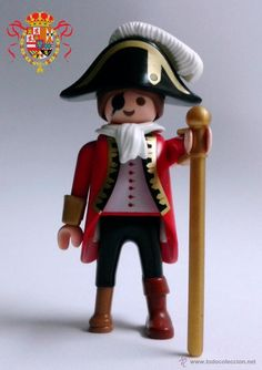 Pirates of Playmobile? See a fun Custom Character to add fun & Games with Great Characters of the Seven Seas! Via Todo Coleccion Pirate Maps, Co Design, Pirate Party, Creative Thinking, Jouer, Fun Games, Seas, Card Games, Kindergarten