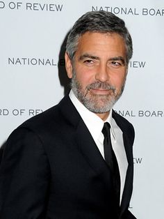 George Clooney is a brilliant actor and producer. Look for his daily diet plan and workout routine #GeorgeClooney