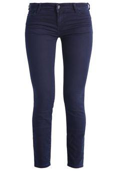 Armani Jeans Jeans Skinny Fit denim blue Premium bei Zalando.de | Material Oberstoff: 67% Baumwolle, 32% Polyester, 1% Elasthan | Premium jetzt versandkostenfrei bei Zalando.de bestellen!