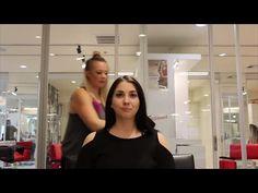 Long Hair Trim, Shaved Head Women, Hair Movie, Gym Workouts Women, Lights Camera Action, Bald Women, Great Videos, Hair Videos