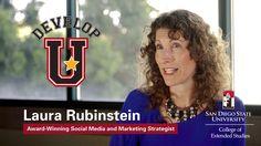 SDSU DevelopU Conference — Laura Rubinstein