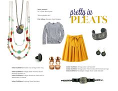 Pleats for spring!
