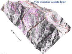 Banca dati 3D delle fratture di un bacino marmifero delle Alpi Apuane, Arni, 1999 - Alberto Antinori