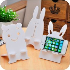 Iphone Stand for sale Laser Cutter Projects, Cnc Projects, Wooden Projects, Wood Crafts, Diy And Crafts, Projects To Try, Desk Phone Holder, Iphone Holder, Iphone Stand