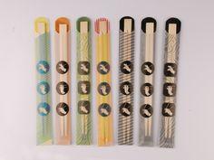 japanese packaging chopsticks - Google Search
