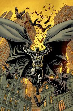 Batman ~ Yannick Paquette