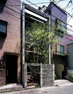 House of Laminated Layers by Hiroaki Ohtani | http://www.designrulz.com/architecture/2013/01/house-of-laminated-layers-by-hiroaki-ohtani/