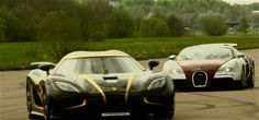 VIDEO: Watch These Hypercars Go Head To Head - Modified, By Toni Avery