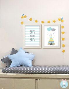 פוסטרים לחדרי ילדים ותינוקות Posters For Kids Room // Posters For Baby Room  Www.