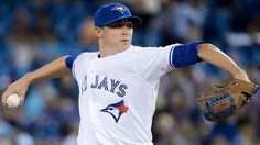 Aaron Sanchez Toronto Blue Jays, Bowling, Blue And White, Play, Baseball, Game, Boys, Sports, Summer