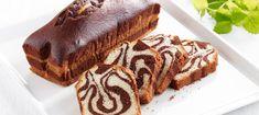 Gluteeniton tiikerikakku - Reseptit - Arla Finnish Recipes, Gluten Free Baking, Fodmap, Pound Cake, No Bake Desserts, Food Inspiration, Cooking Tips, Food And Drink, Homemade