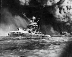 Pearl Harbor, Sunday, December-07-1941