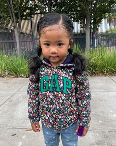 Blasian Babies, Biracial Babies, Cute Mixed Babies, Cute Babies, Baby Kids, Cute Baby Girl, Cute Little Girls, Cute Kids Fashion, Baby Swag