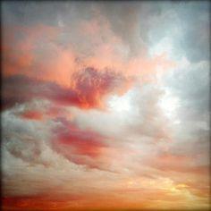 Fine Art America Sunset Sky Photograph  - Sunset Sky Fine Art Print