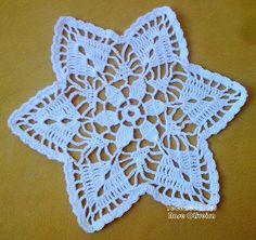 Weaving Arts in Crochet: Delicate doilies and Beautiful!